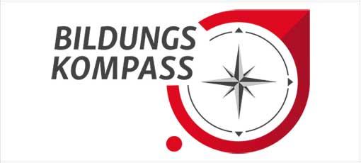 Bildungskompass Logo Suche