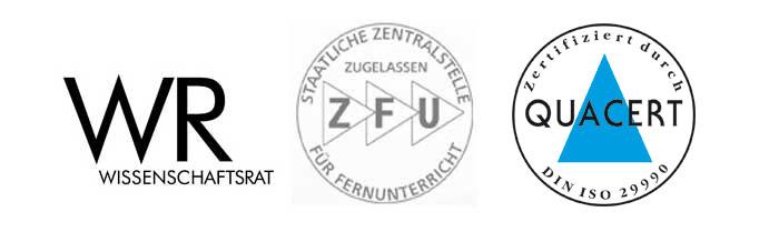 Wilhelm Büchner Hochschule Auszeichnungen