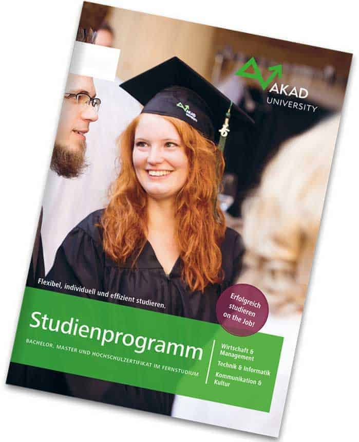 AKAD Studienhandbuch