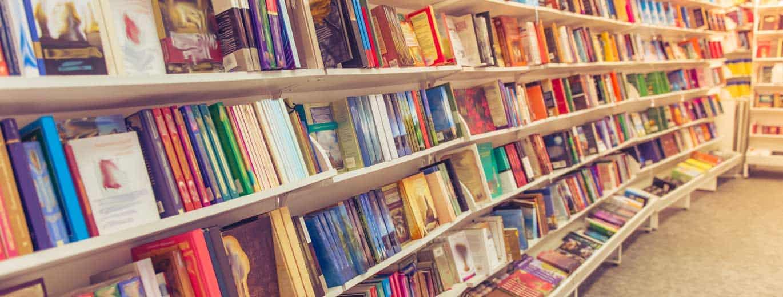 Fernstudium zur Sachbuchautor/in - Bücherladen